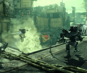 Hawken gets launch date, beta programme
