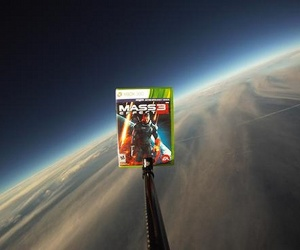 Mass Effect 3 heads into space