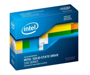 Intel launches SSD 330 Series