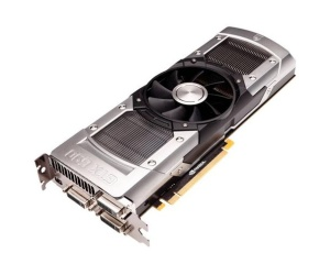 Nvidia announces GeForce GTX 690 4GB