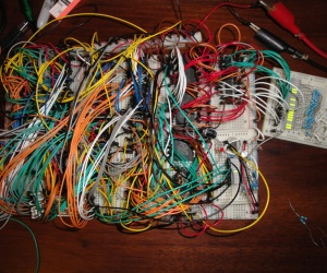 8 Bit Spaghetti documents home computer build