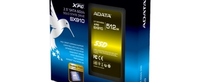 ADATA launches XPG SX910 SSDs