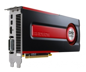 AMD announces Radeon HD 7970 GHz Edition 3GB