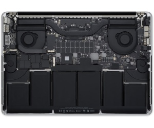 Apple's new MacBook Pro blocks upgrades