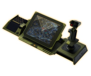 Razer unveils Artemis MechWarrior Online controller