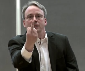 Torvalds slams Nvidia's Linux support