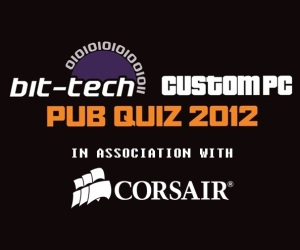 Corsair announced as CPC & bit-tech Pub Quiz partner