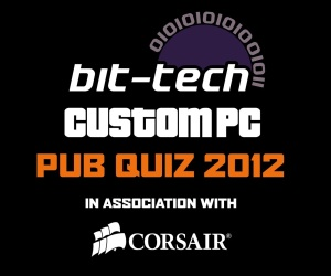 Last chance to enter a team for the bit-tech & Custom PC Pub Quiz