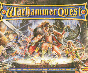 Dungeon crawler Warhammer Quest heading to iOS