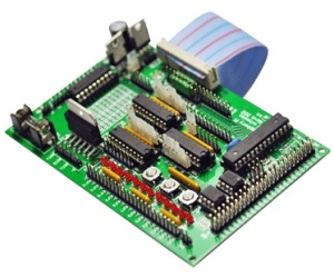 Gertboard Raspberry Pi add-on launches