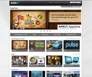 AMD launches AppZone with Android emulation