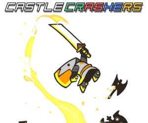 Castle Crashers launching on Steam