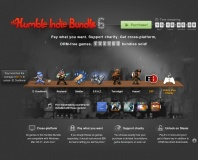 Humble Indie Bundle 6 opens for business
