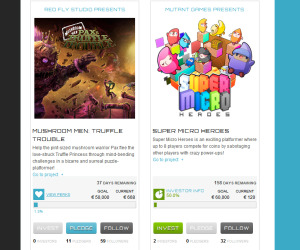 Video game crowdfunding platform Gambitious launches