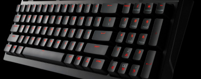 e6c0db3f782 CM Storm unveils the QuickFire TK | bit-tech.net
