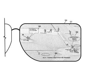 Microsoft patent points to augmented reality glasses
