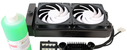 Swiftech launches H20-x20 Elite watercooling kits