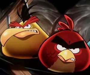 Angry Birds film announced