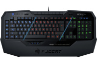 Roccat unveils Isku FX Multicolour Gaming Keyboard