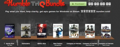 THQ Humble Bundle launches