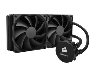 Corsair launches Hydro Series H90, H110
