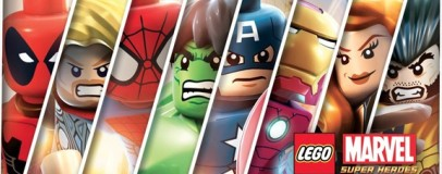 Lego Marvel Super Heroes announced