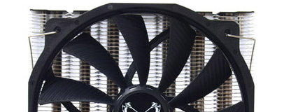 Scythe unveils Ashura cooler with 140 Hayabusa fan