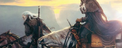 The Witcher 3 officially announced