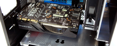 Asus unveils GeForce GTX 670 DirectCU Mini