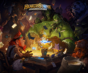 Blizzard unveils free-to-play Hearthstone