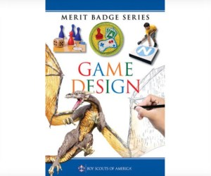 Boy Scouts get Game Design badge