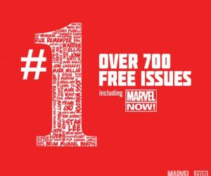 Comixology giving away 700 free Marvel comics