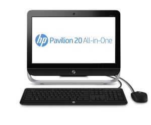 HP launches Ubuntu-based Pavilion 20 all-in-one