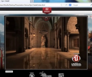 Mozilla and Epic bring Unreal Engine to the browser