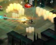 Transistor revealed by Bastion devs