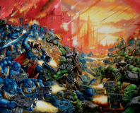 Warhammer 40,000 license goes to Slitherine