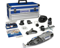 Dremel launches 8200 Platinum Edition toolkit