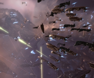 EVE Online TV show and comic in the works