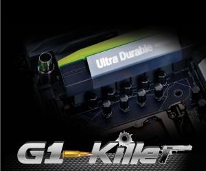 Gigabyte teases G1 Killer, GA-Z87X-OC Haswell boards