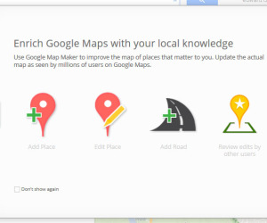 Google Map Maker launches in UK