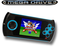 Mega Drive reborn as handheld