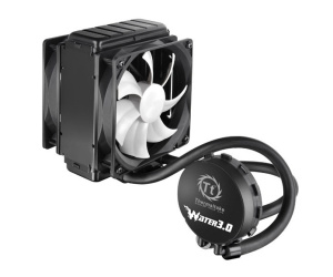 Thermaltake unveils Water 3.0 sealed-loop coolers