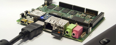 UDOO looks to take on Arduino, Raspberry Pi