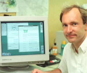 The World Wide Web celebrates its 20th birthday