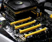 ASRock demos waterproof motherboard