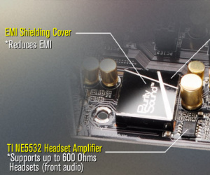 ASRock details next-gen A-Style Purity Sound tech