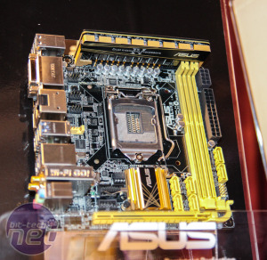 Asus reveals Z87 Motherboard Range *Asus reveals Z87 Motherboard Range and Features
