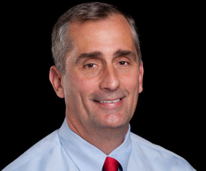 Intel names Brian Krzanich as new CEO