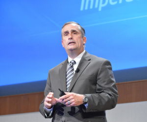Krzanich leads major shake-up at Intel