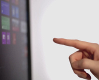 Leap Motion demos Windows 8 compatibility